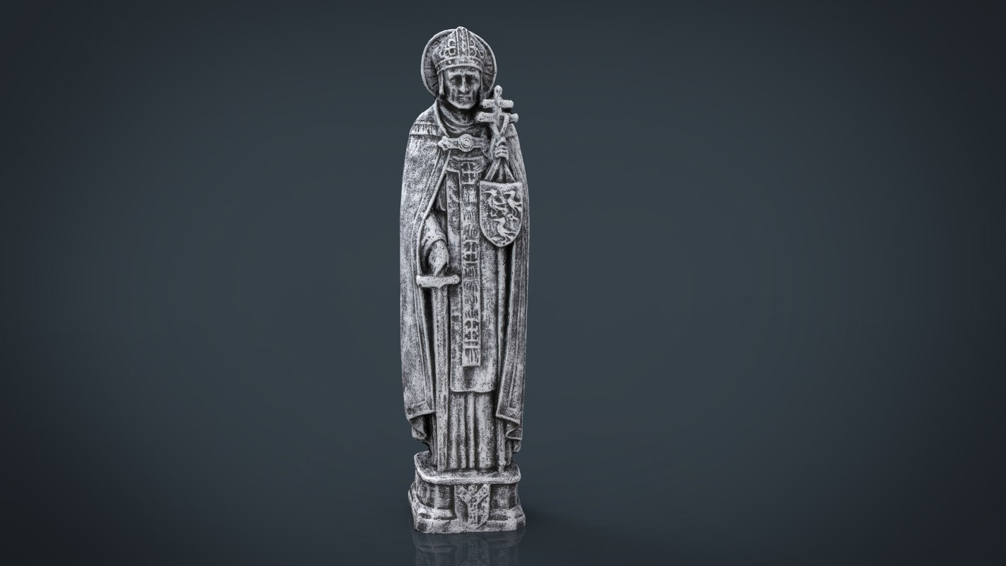 3D saint thomas aquinas