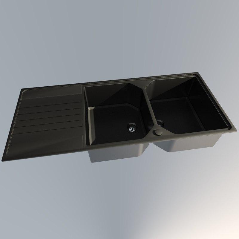 teka premium 2c 1e 3D model