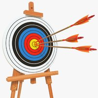 target arrows model