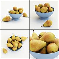 pears vase 3D
