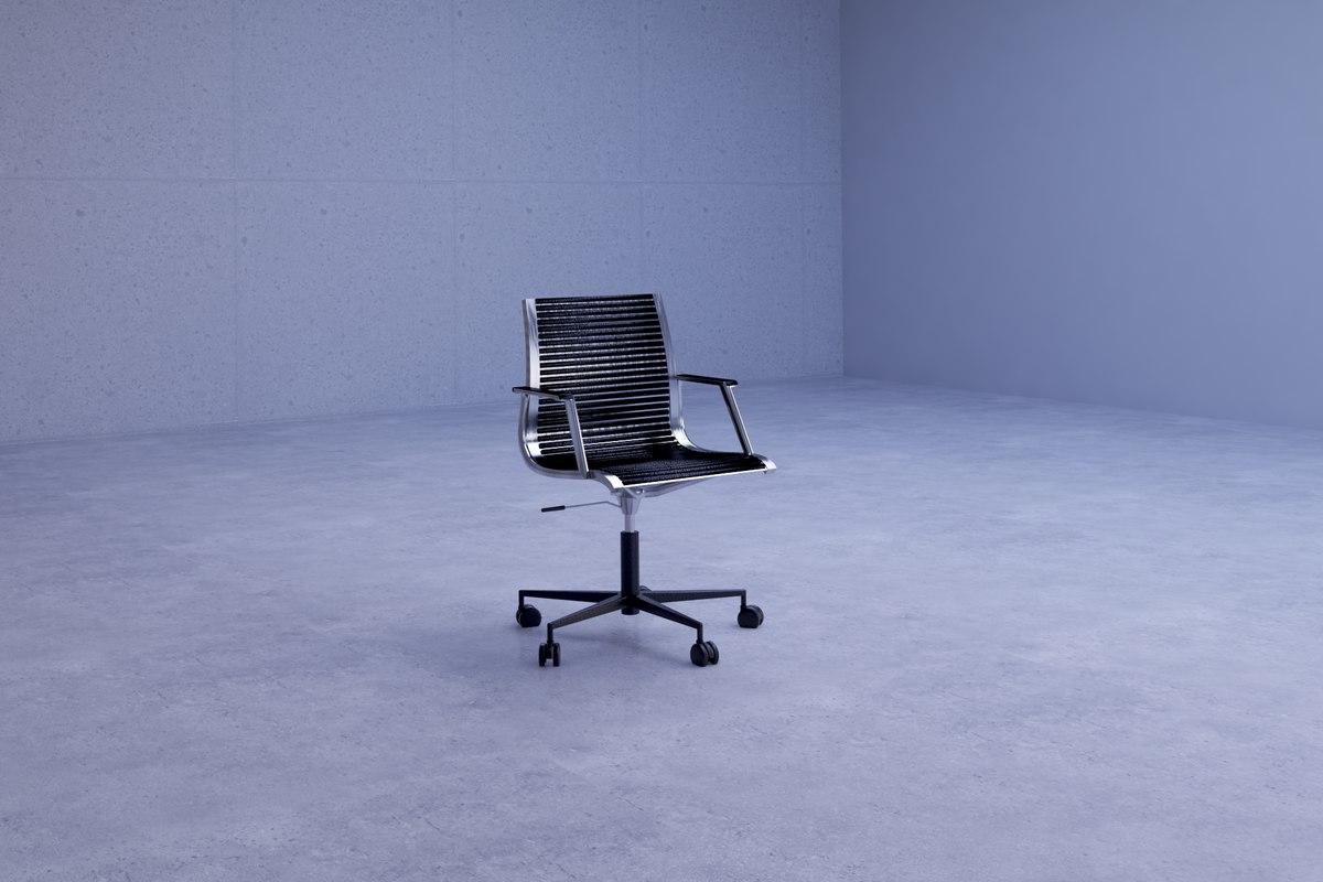 3D modern calculus office chair