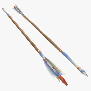 arrows target accuracy model