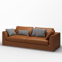 richard sofa 3D model