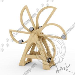perpetuum mobile 3D