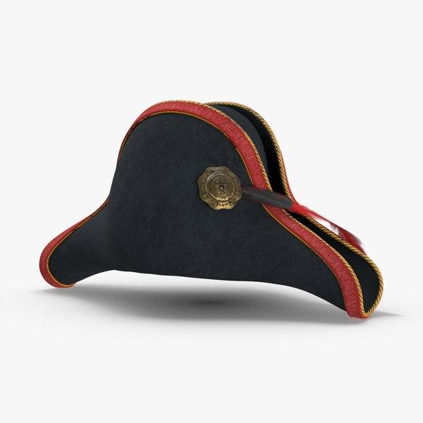 bicorn-hat model