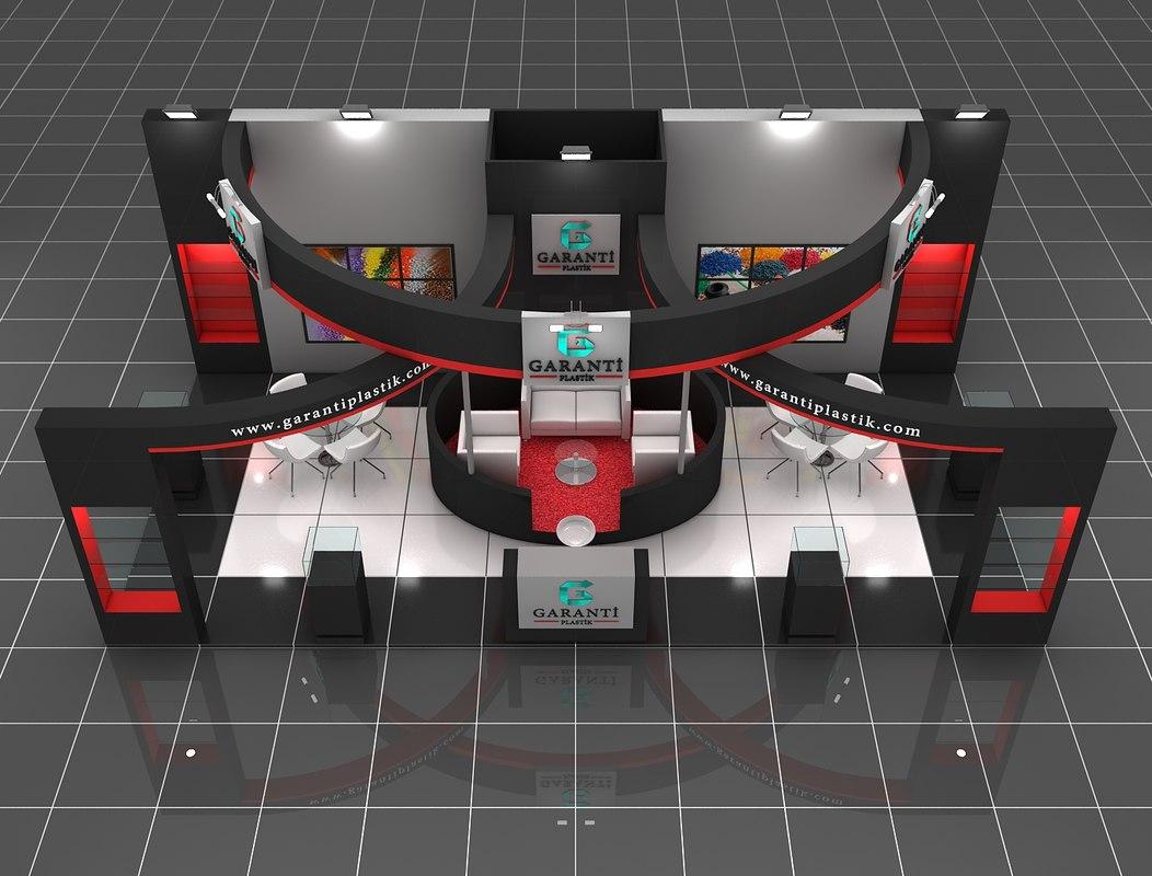 3D exhibition sample file