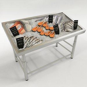 fish ice model