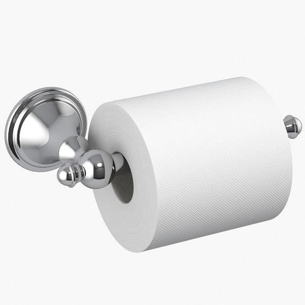 3D model soap dispenser