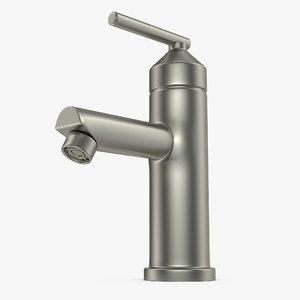 3D modern bathroom tap