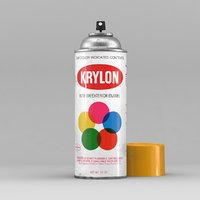 old krylon spray 3D model