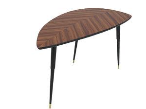 lvbacken coffee table 3D model