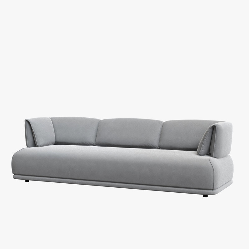 papoose sofa arflex luca model