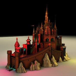 castle 3D
