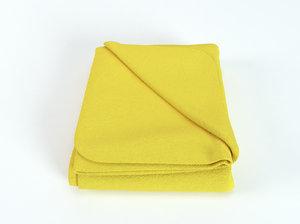 blanket polydou laredoute 3D model