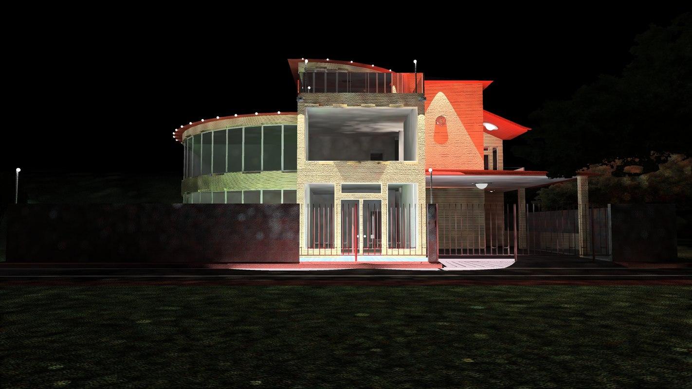 house home model