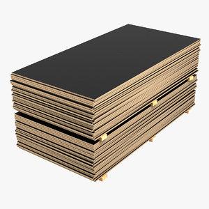 3D laminate plywoods