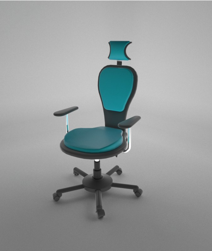 office chair 3D