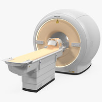 3D mri scanner philips ingenia