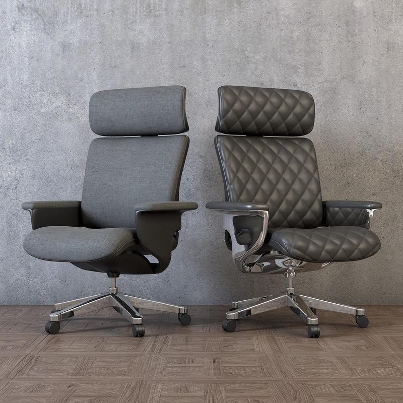 nuvem armchair 3D model