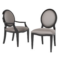 3D opera dining chair