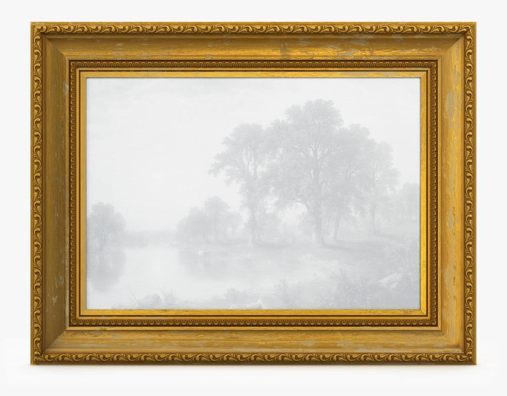 frame picture v10 old 3D model