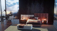 3D interior minotti lawrence