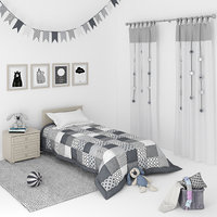 Decorative set for Children's Bedroom
