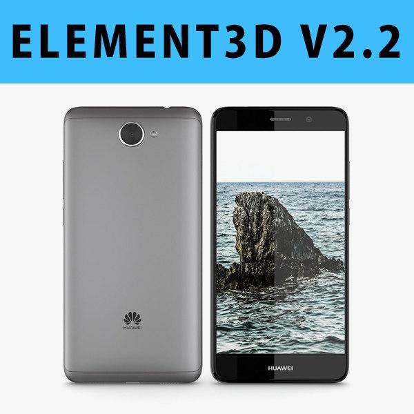 2 - e3d model