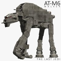 ATM6 Walker Star Wars
