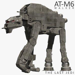 atm6 walker star wars 3D