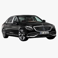 2018 mercedes-benz s-class maybach model