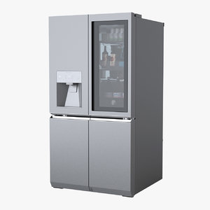 premium french door refrigerator model