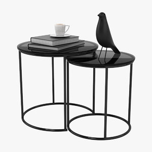 3D table realistic