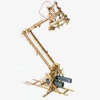 3D model floor materials