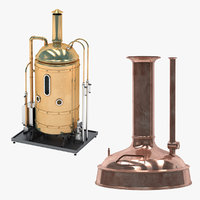 Brewing Copper Set