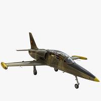 aero albatros 3D model