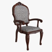 antique chair model