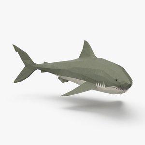 shark---turning model