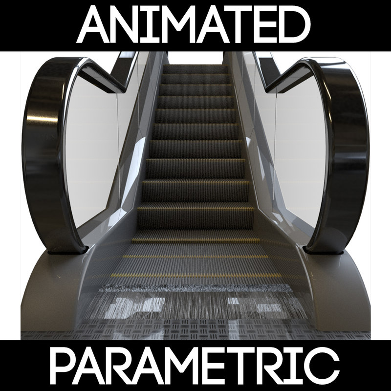 Parametric Escalator