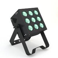 3D concert light model