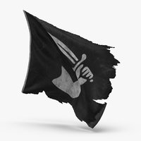 pirate-flag-02---v1 model