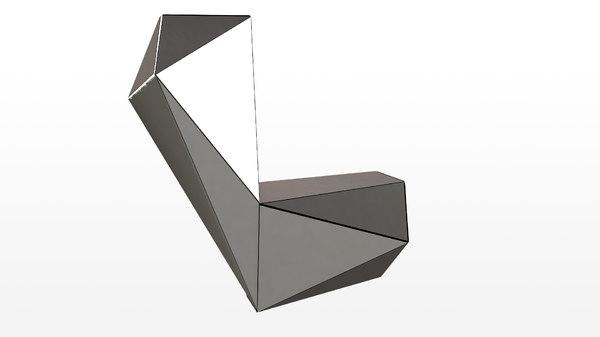 facet counter 3D