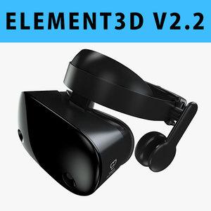 - e3d 3D model