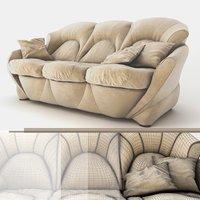 Cozy Classic Sofa