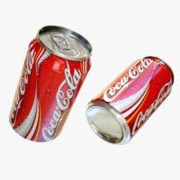 3D 4k cola model