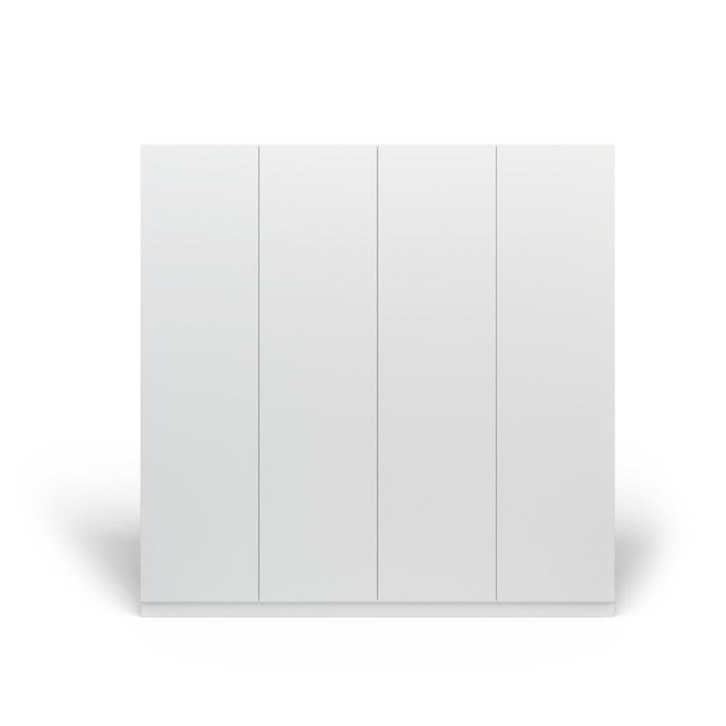 door white wardrobe 3D model