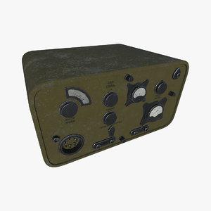 radio military north 3D