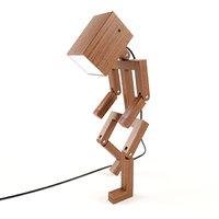 droid design table lamp 3D model
