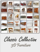 3D ceppi furniture collected