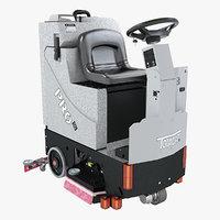 Tomcat Commercial Floor Scrubbers Microrider